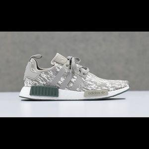 Adidas NMD R1 sesame footlocker exclusive